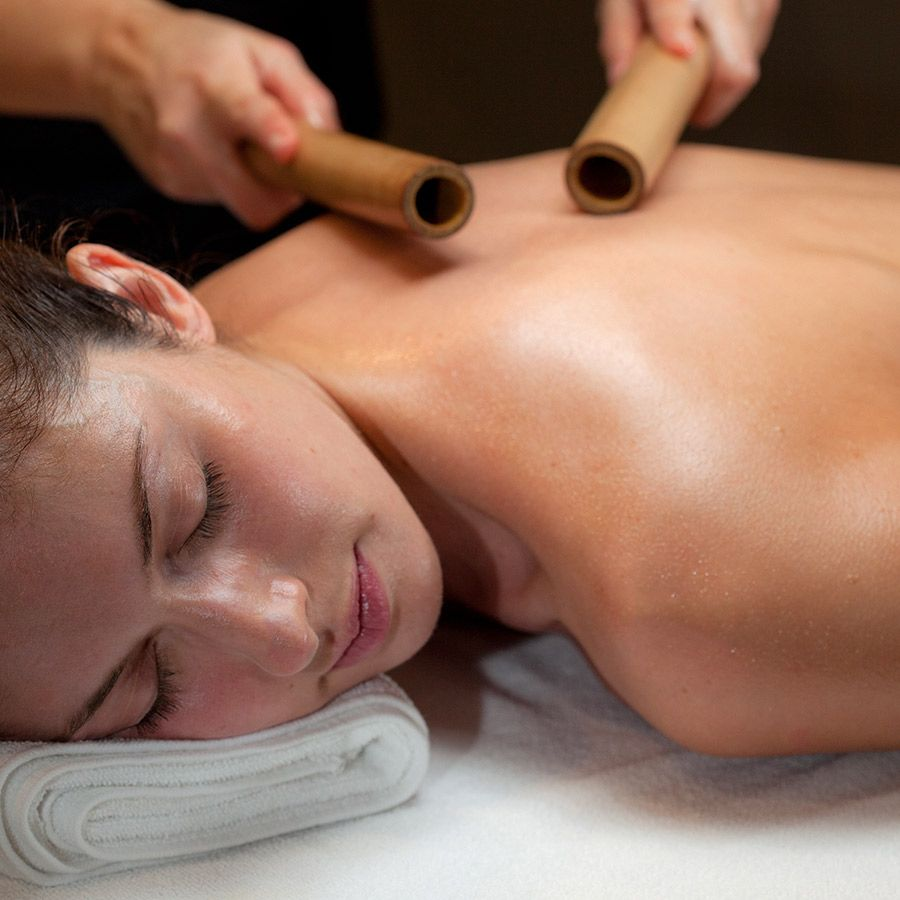 Spa Carita - Massages Monde - Massage aux bambous