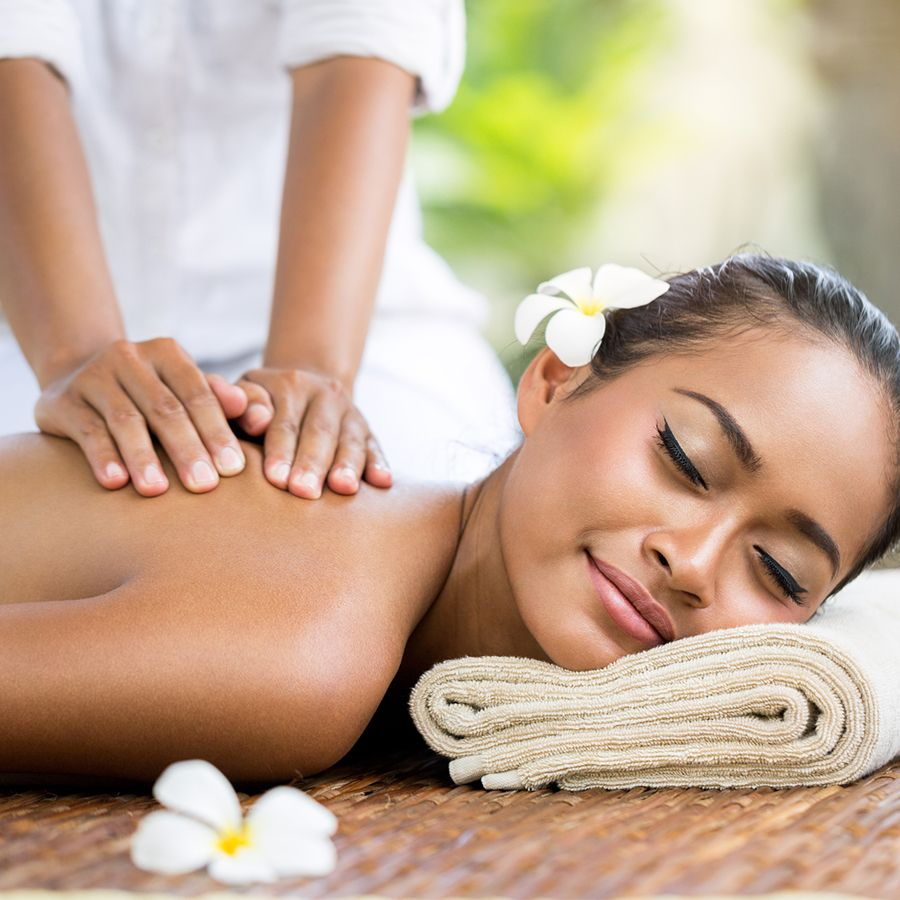 Spa Carita - Massages Monde - Massage balinais